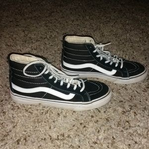 Vans Hi top shoes
